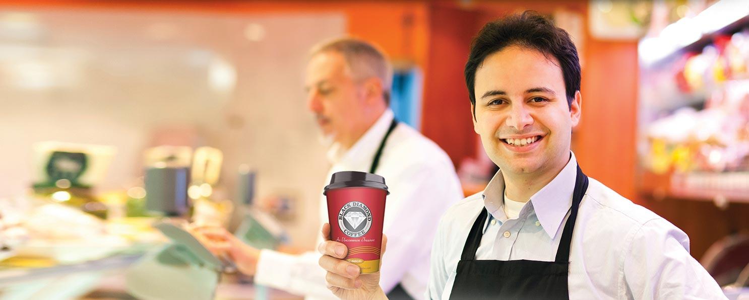 Coffee = Customers