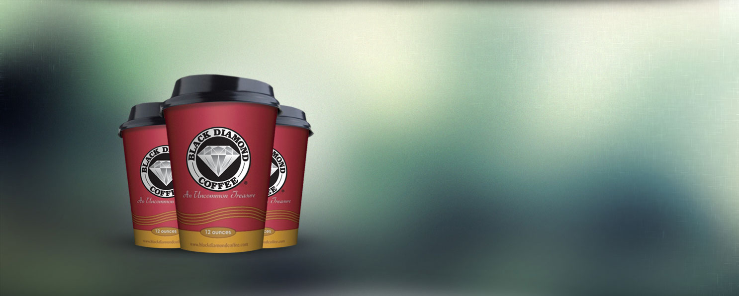 Black Diamond Coffee sold per year – in other words