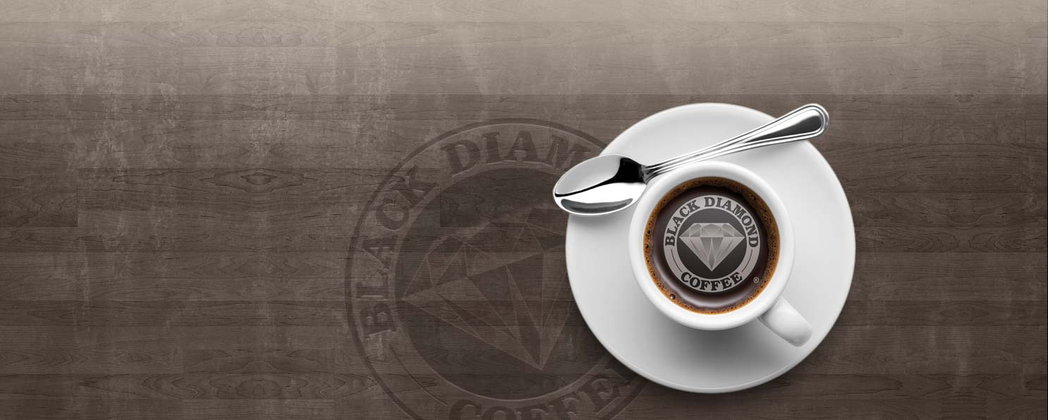 Black Diamond Coffee is simple